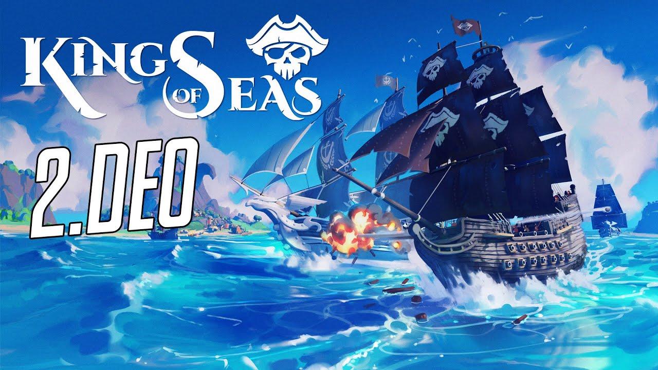 ⚓️ [BALKAN] KING OF SEAS walkthrough 2.deo  /1440p-ultra