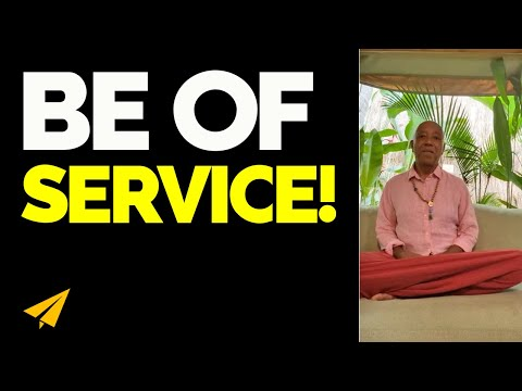 I Really Want the Rest of My LIFE to Be About SERVICE! – Russell Simmons Live Motivation