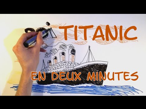 Titanic en 2 minutes - L'Odieux Connard from YouTube · Duration:  2 minutes 48 seconds