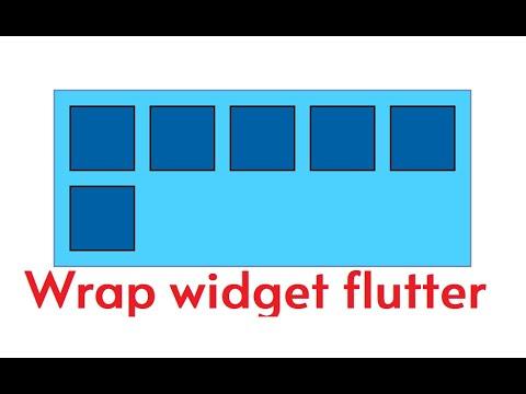 🎯Tự học Flutter UI: Wrap Widget