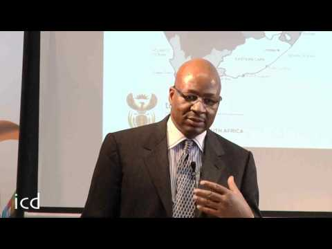 Kingsley Makhubela, Director-General of the National Department of Tourism of South Africa