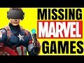 Where Are The Great MCU Video Games?