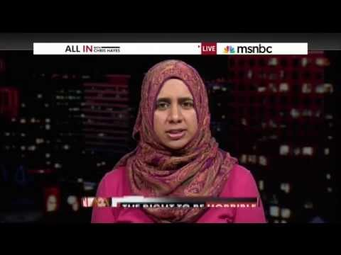 CAIR Rep Zahra Billoo Discusses Free Speech vs Hate Speech on ...