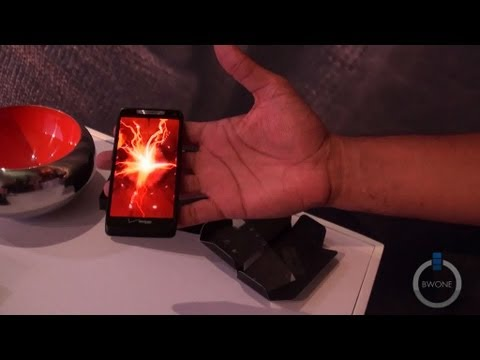 Motorola DROID RAZR M Unboxing - BWOne.com