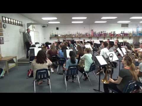 Michael Henderson, Chase High School - Grammy Music Educator Award Teaching Video
