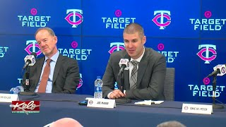 Mauer Honored Monday