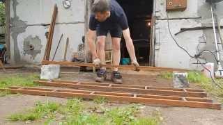 Сварка труб(мои работы, как сделать кровать https://www.youtube.com/watch?v=DBShk... как сделать забор https://www.youtube.com/watch?v=BJHZt... как сделать..., 2014-06-26T14:15:39.000Z)