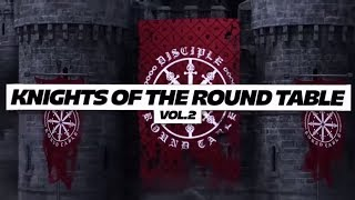 Can you guess every artist on Knights Of The Round Table Vol 2? Com...