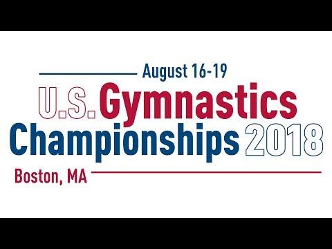 2018 U.S. Gymnastics Championships - Podium Training - Junior Men