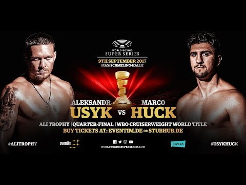 World Boxing Super Series Oleksandr Usyk vs Marco Huck Кто победит? Who Wins?