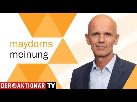 Maydorn: Bitcoin, Riot Blockchain, Varta, Tilray, Nel, Airbus, K+S, Solar, S. Zukunft 2-Index
