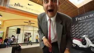 Mr. Bean na Freeportu v rámci oslav 11.narozenin centra spojených s Late Night Shoppingem! Thumbnail