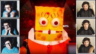 BOB ESPONJA DO MAL FIVE NIGHTS AT CHUM BUCKET