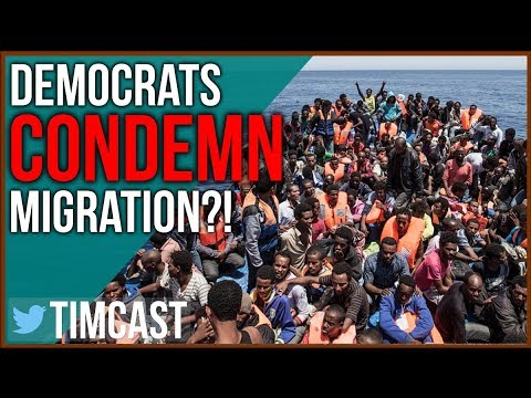 Democrats Have Started Condemning Immigration In Europe
