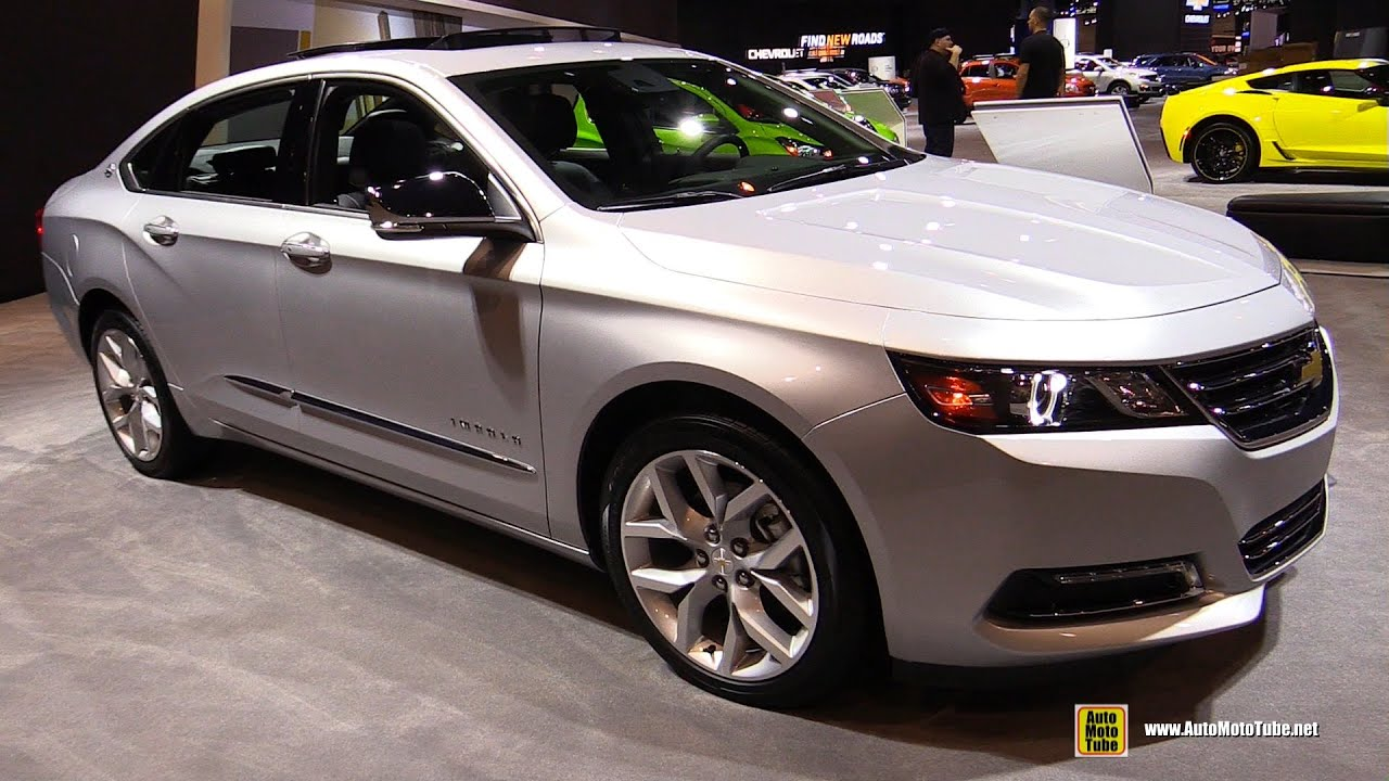 2016 chevrolet impala ltz exterior and interior. Black Bedroom Furniture Sets. Home Design Ideas