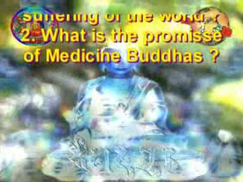 ♫♪♫ ི♥ MEDICINE BUDDHA❤☀ BLESSINGS