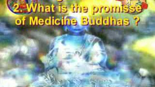 ♫♪♫ ི♥ MEDICINE  BUDDHA❤☀  BLESSINGS