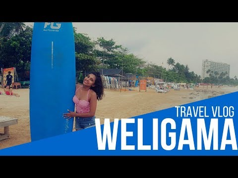 TRAVEL VLOG | Weligama