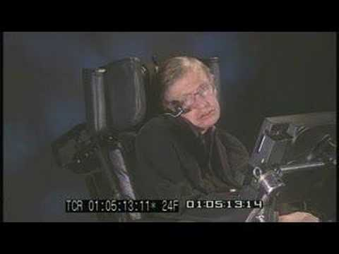 Stephen Hawking's Time Capsule