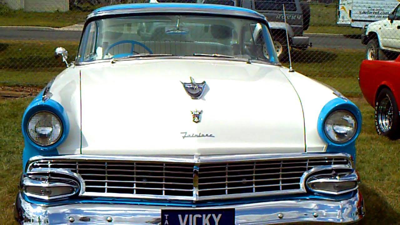 1956 cars ford classic fairlane