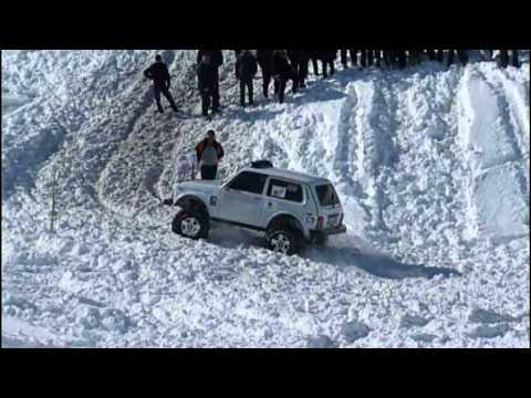 auto drive, Rally Racing niva part 1 full