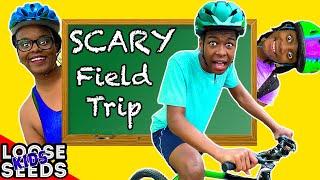 Mysterious Fun School FIELD TRIP in Quarantine!!