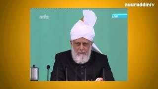 Folge den Kalifen - 08.05.2015- Die Verbindung zur Moschee (Montag)