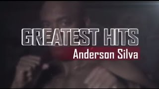 UFC 183: Anderson Silva\'s Greatest Hits