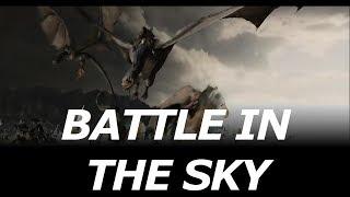 Bloodbound - Battle in the Sky (fan video, lyrics)