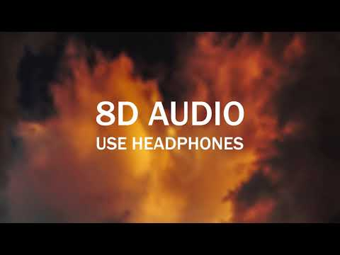 The Chainsmokers - Don't Let Me Down (Illenium Remix) (8D Audio)