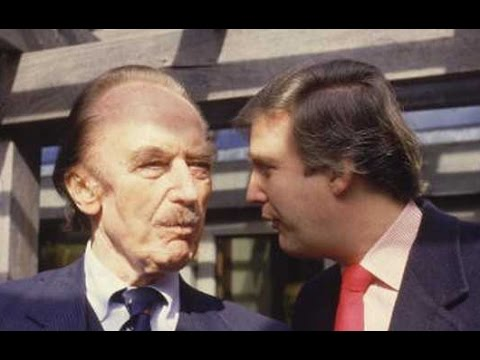 Why Was Trump's Dad Arrested In KKK Brawl? - YouTube