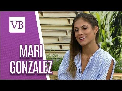 Papo Saudável: Mari Gonzalez - Você Bonita (04/05/18)