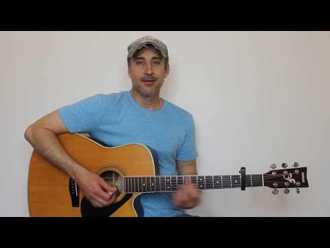 Better Man - Clint Black - Guitar Lesson | Tutorial