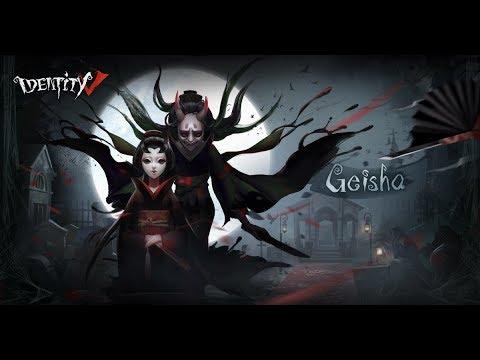 Identity V: Geisha Michiko - New Hunter Gameplay (第五人格)