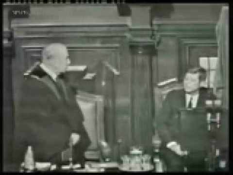 John F. Kennedy in Dublin, Ireland, June 28th 1963 (Part One)