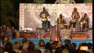 Clausura XX Festival Internacional de Folklore Villa de Ingenio. 01.08.2015
