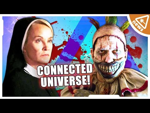 How AMERICAN HORROR STORY Different Seasons Connect! (Nerdist News)