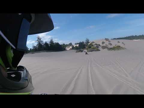 Spinreel dunes Oregon Coast May 2018