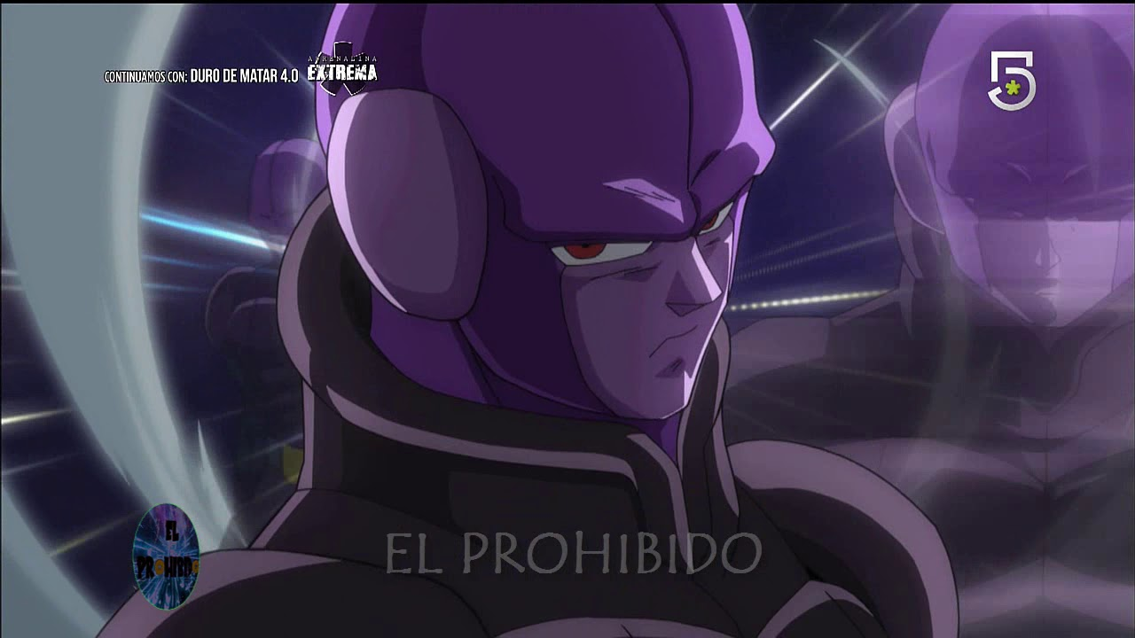 DRAGON BALL SUPER OPENING TORNEO DE CHAMPA CANAL 5 EDITADO POR EL PROHIBIDO