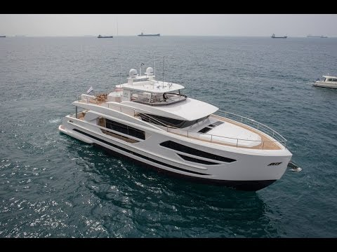 Horizon Yachts is Asia's leading yacht brand in the luxury Superyacht market