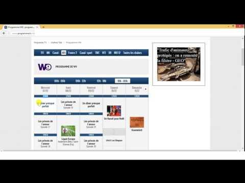 FREEBOX -Comment Programmer un Enregistrement à distance depuis son espace abonné free