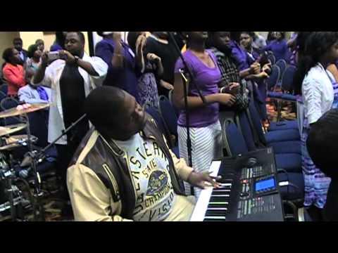Introducing Sanford Pinkston of Lexington, KY ~ Praise Music Part II