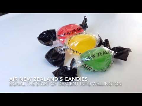NZ8808, NZ451 | New Plymouth - Auckland - Wellington | Q300, A320 | Trip-Report