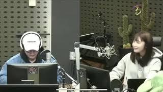 Play song PARTY (apink, lee kwang soo and ji suk jin)in ji suk jin radio program