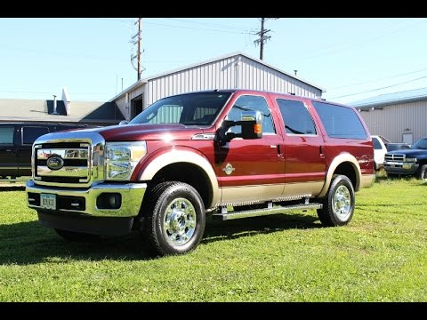 2012 Excursion Conversion Ncc Youtube