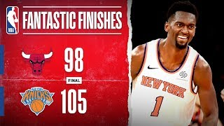 Bobby Portis Has 1st Garden MOMENT With 11 PTS In 4th