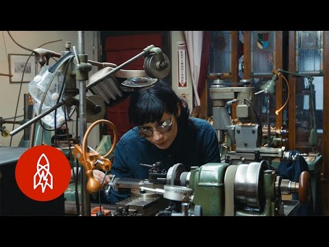 A Craft of Future Past: Mastering Antiquarian Horology