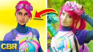 10 SICK Fortnite Cosplay Skins Better Than The OGs