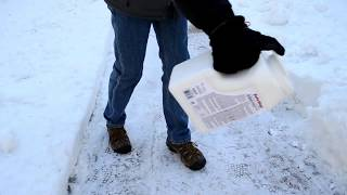 What Ice Melt Type to Use