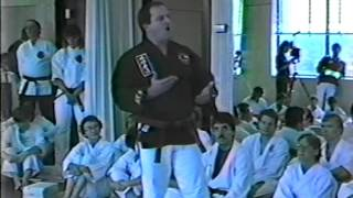 Instructions on Breaking for Martial Artists - Dillman Karate International